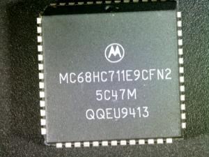 Photo Part Number MC68HC711E9CFN2 in stock
